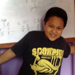 Adwitiya (my nephew)