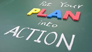 Put plan to action