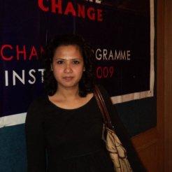 Moi in a women empowerment training