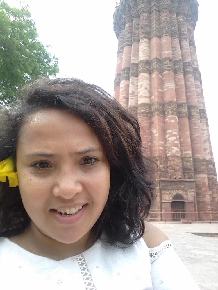 Kutub Minar, New Delhi